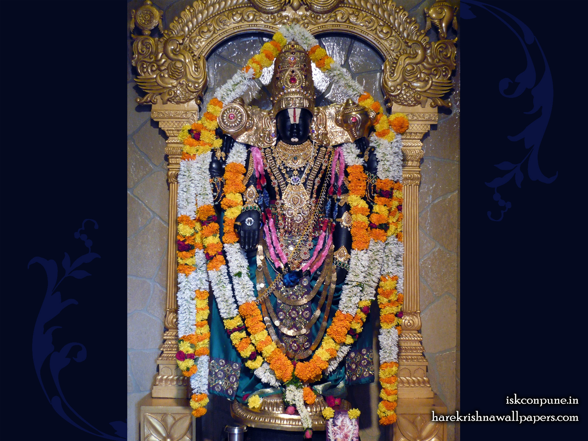 Sri Balaji Wallpaper (007) Size 1920x1440 Download