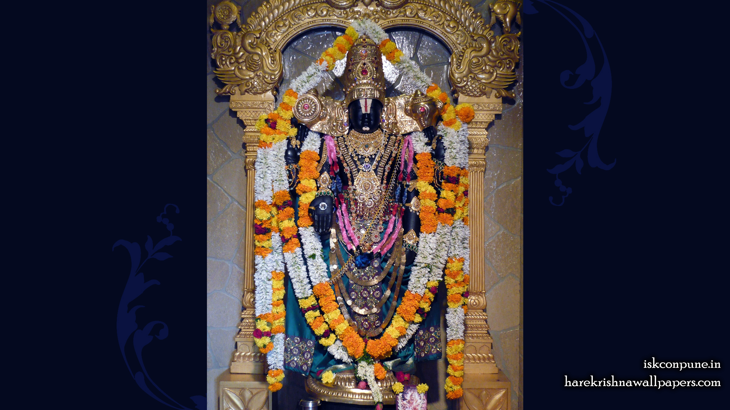 Sri Balaji Wallpaper (007) Size 2400x1350 Download