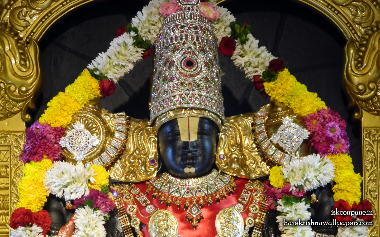 Sri Balaji Close up Wallpaper (007) Size 1440x900 Download