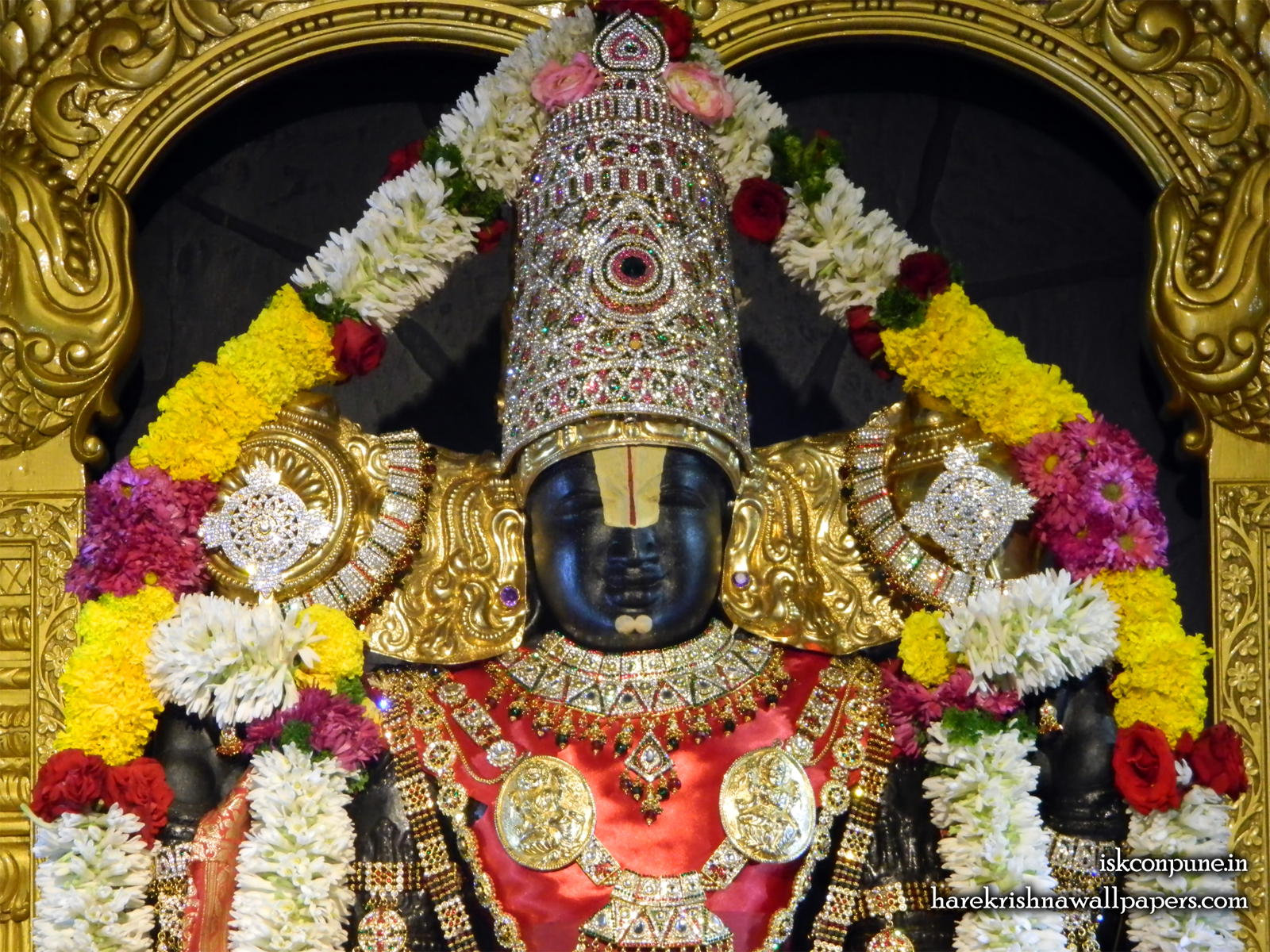 Sri Balaji Close up Wallpaper (007) Size1600x1200 Download