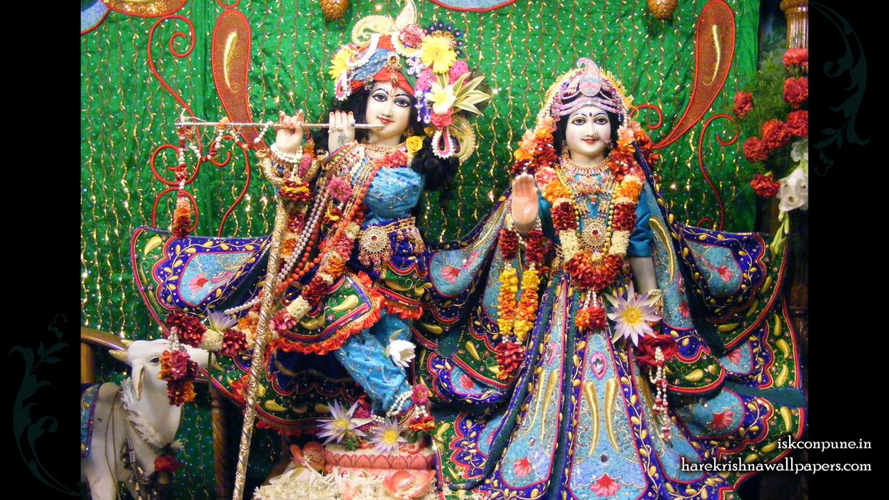Sri Sri Radha Kunjabihari Wallpaper (007) Size 1280x720 Download