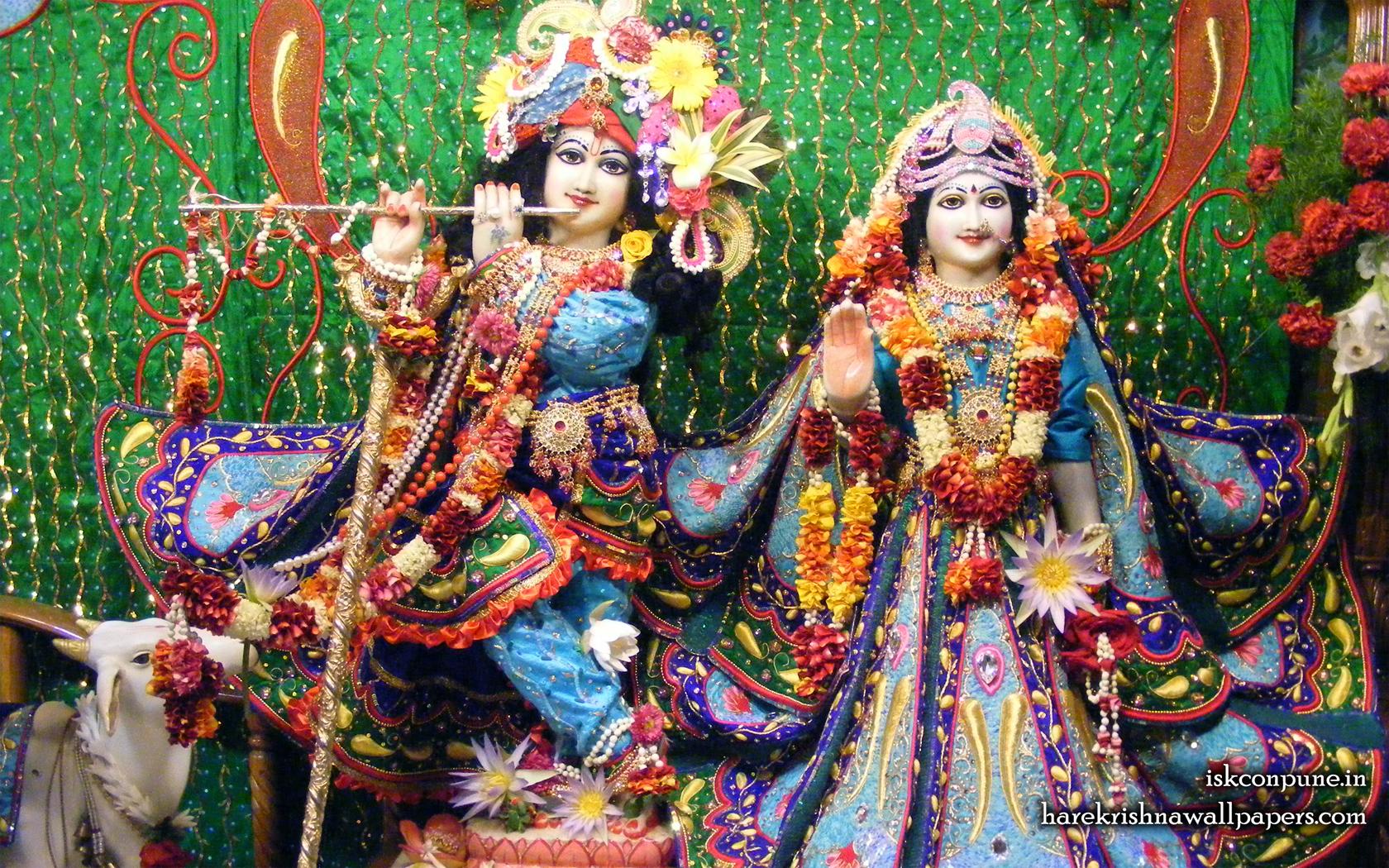 Sri Sri Radha Kunjabihari Wallpaper (007) Size 1680x1050 Download