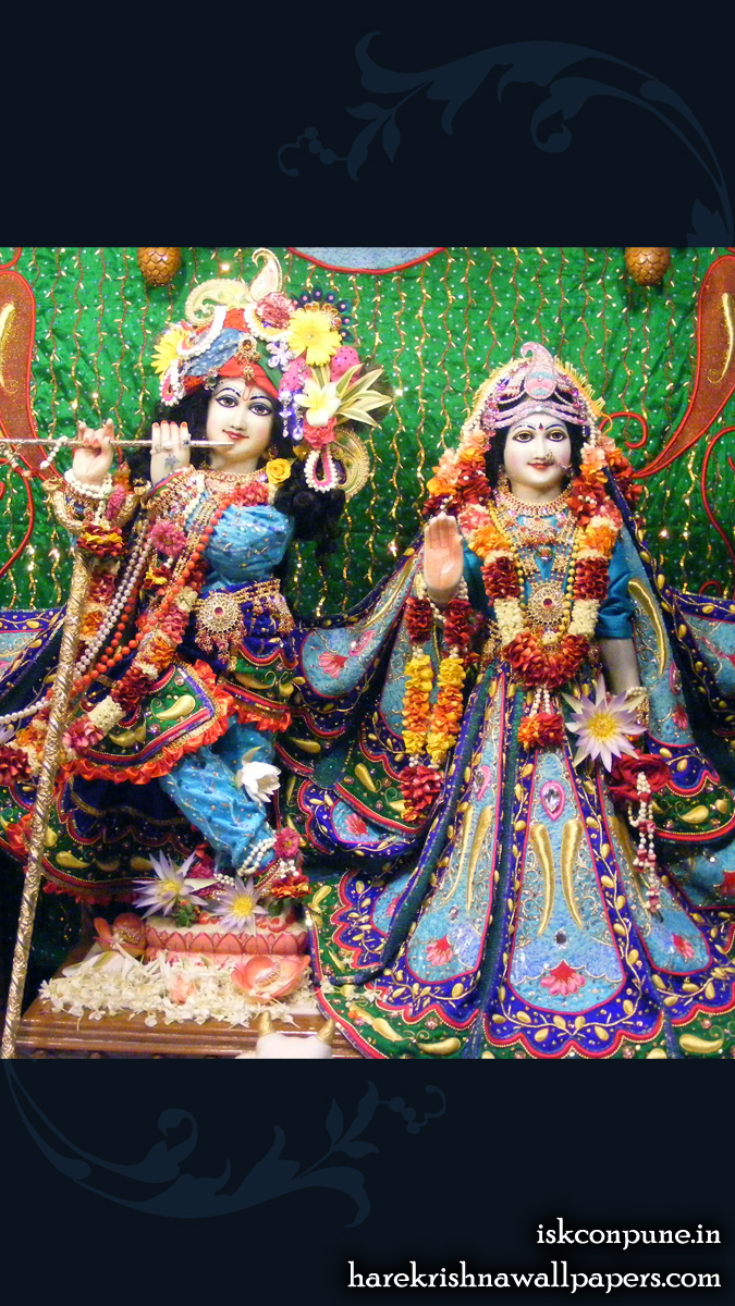 Sri Sri Radha Kunjabihari Wallpaper (007) Size 675x1200 Download