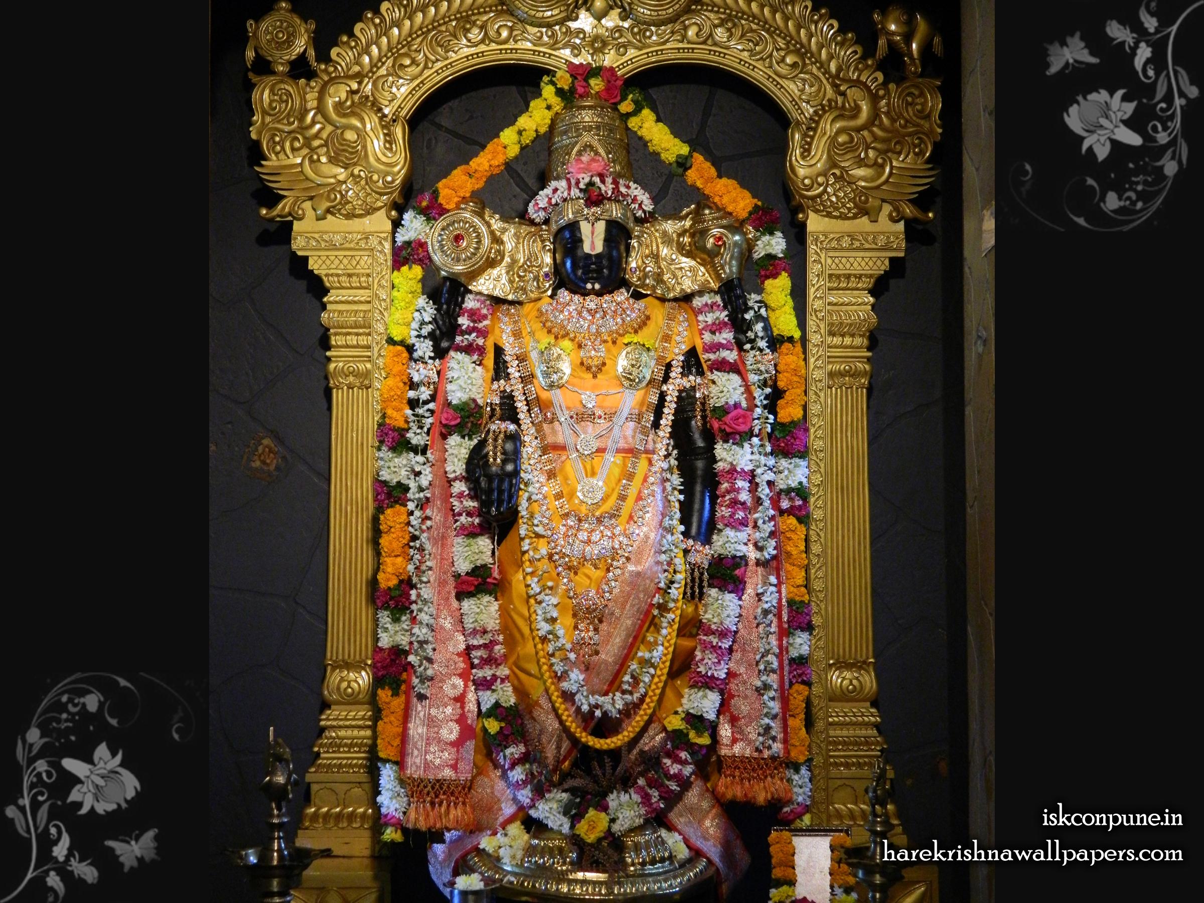 Sri Balaji Wallpaper (008) Size 2400x1800 Download