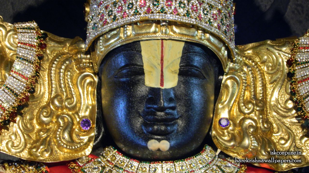 Sri Balaji Close up Wallpaper (008) Size 1280x720 Download