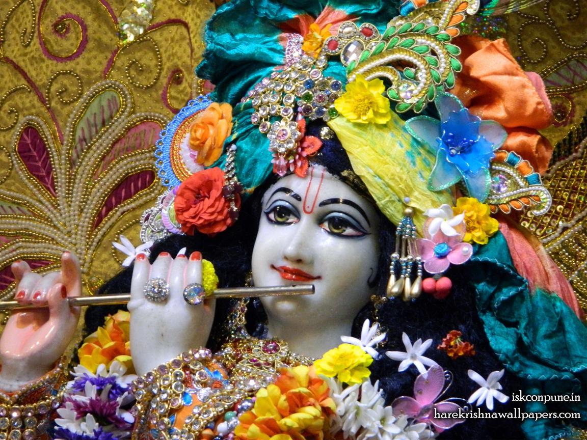Sri Kunjabihari Close up Wallpaper (008) Size 1152x864 Download