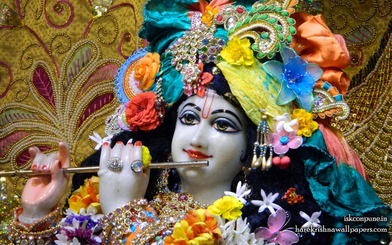 Sri Kunjabihari Close up Wallpaper (008) Size 1280x800 Download