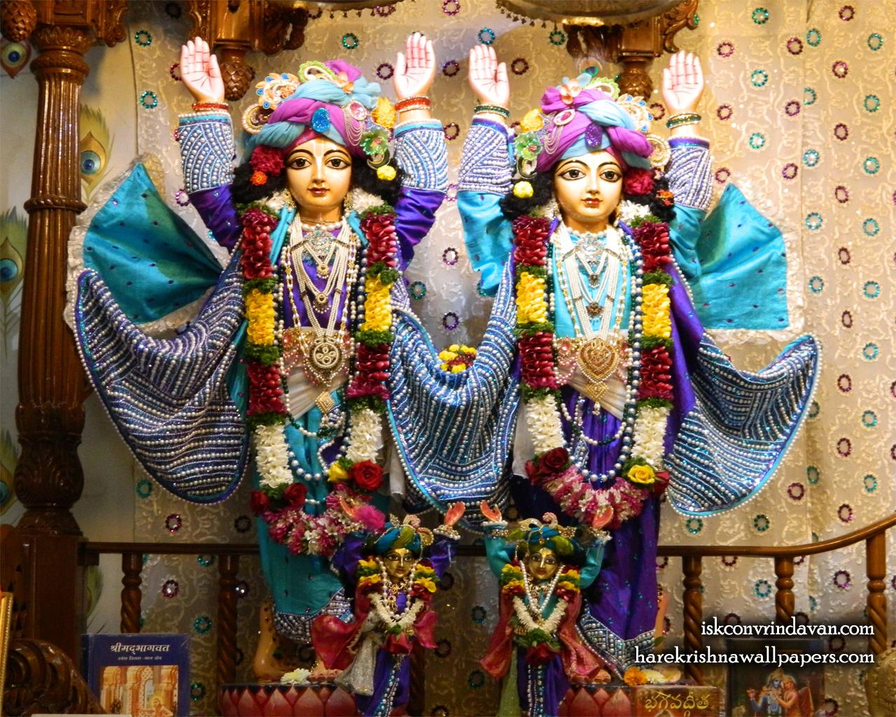 Sri Sri Gaura Nitai Wallpaper (008) Size 1280x1024 Download