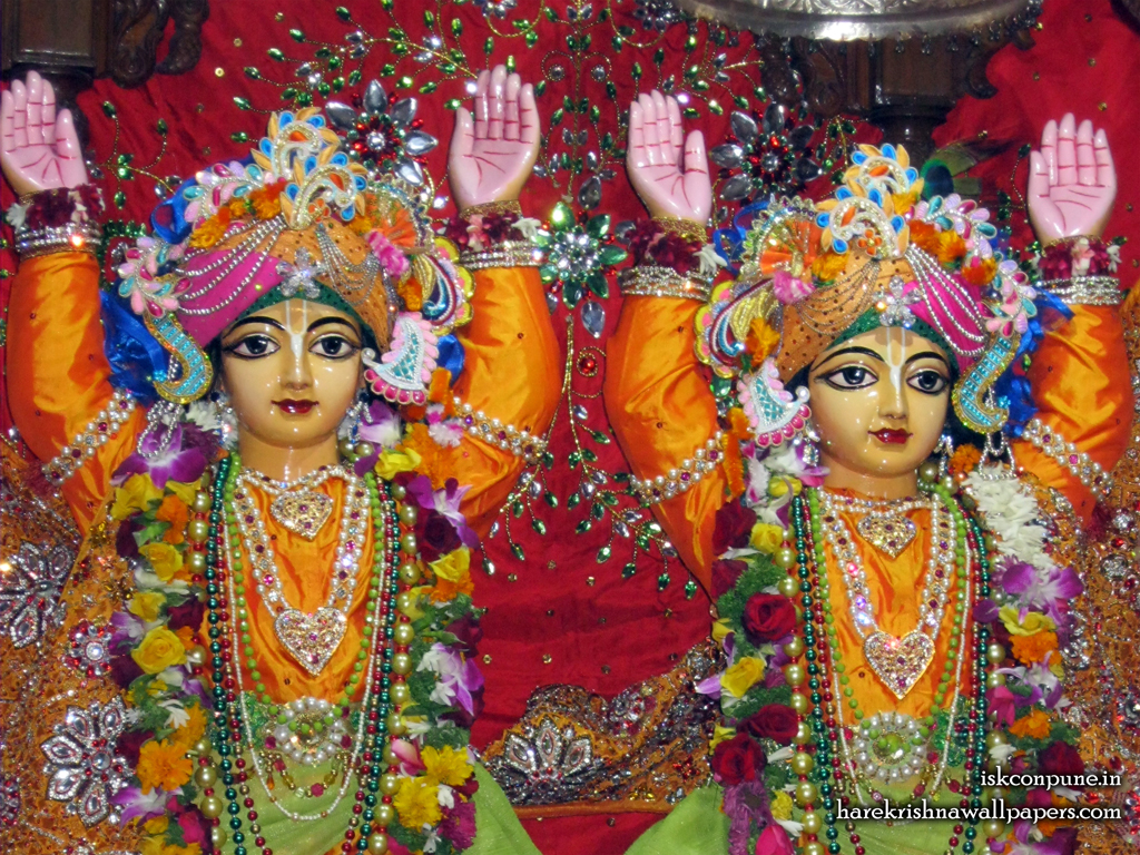 Sri Sri Gaura Nitai Close up Wallpaper (008) Size 1024x768 Download