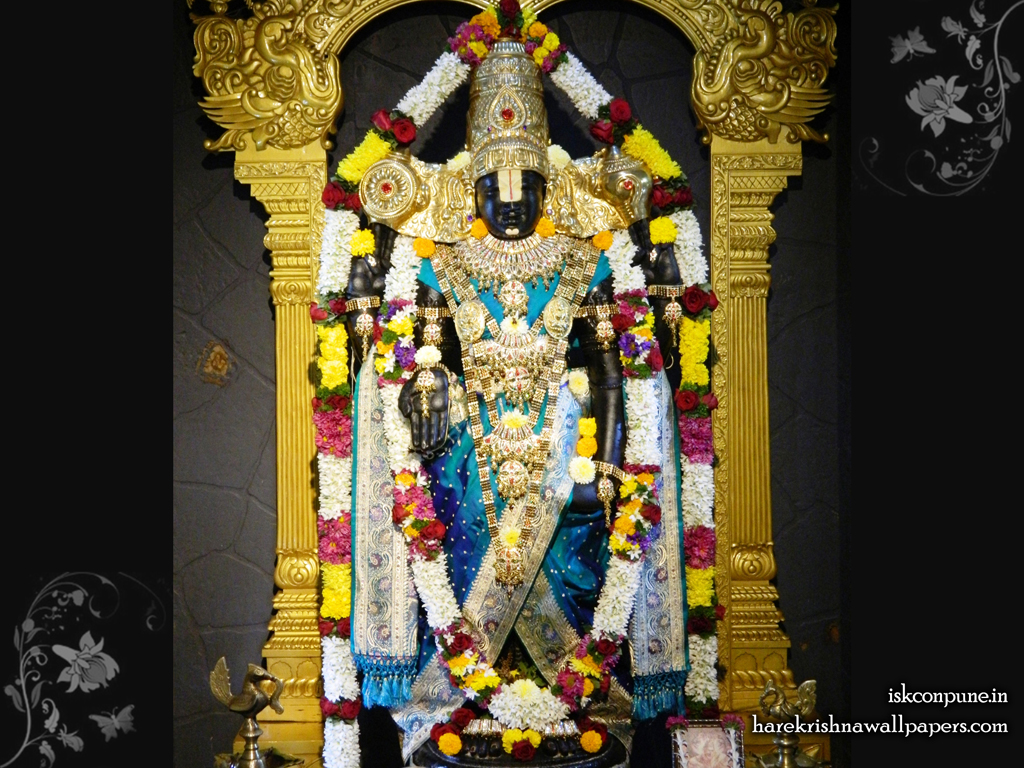 Sri Balaji Wallpaper (009) Size 1024x768 Download