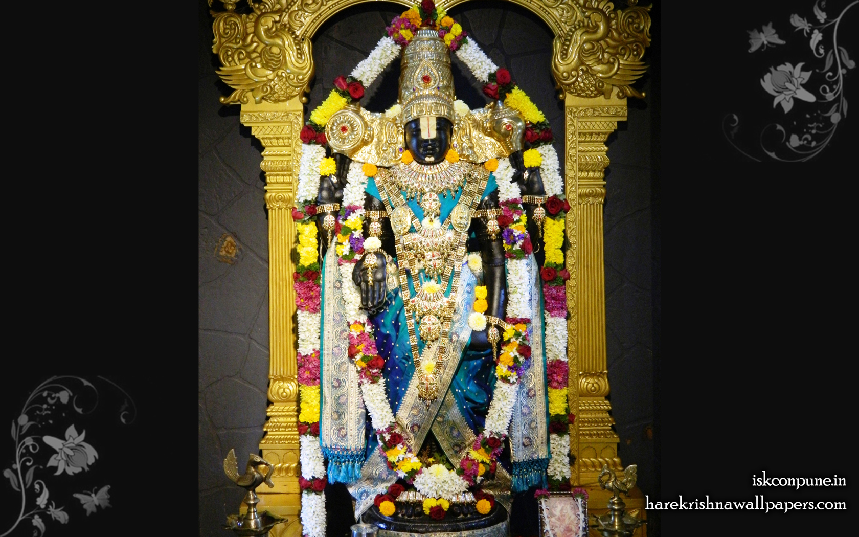 Sri Balaji Wallpaper (009) Size 1680x1050 Download