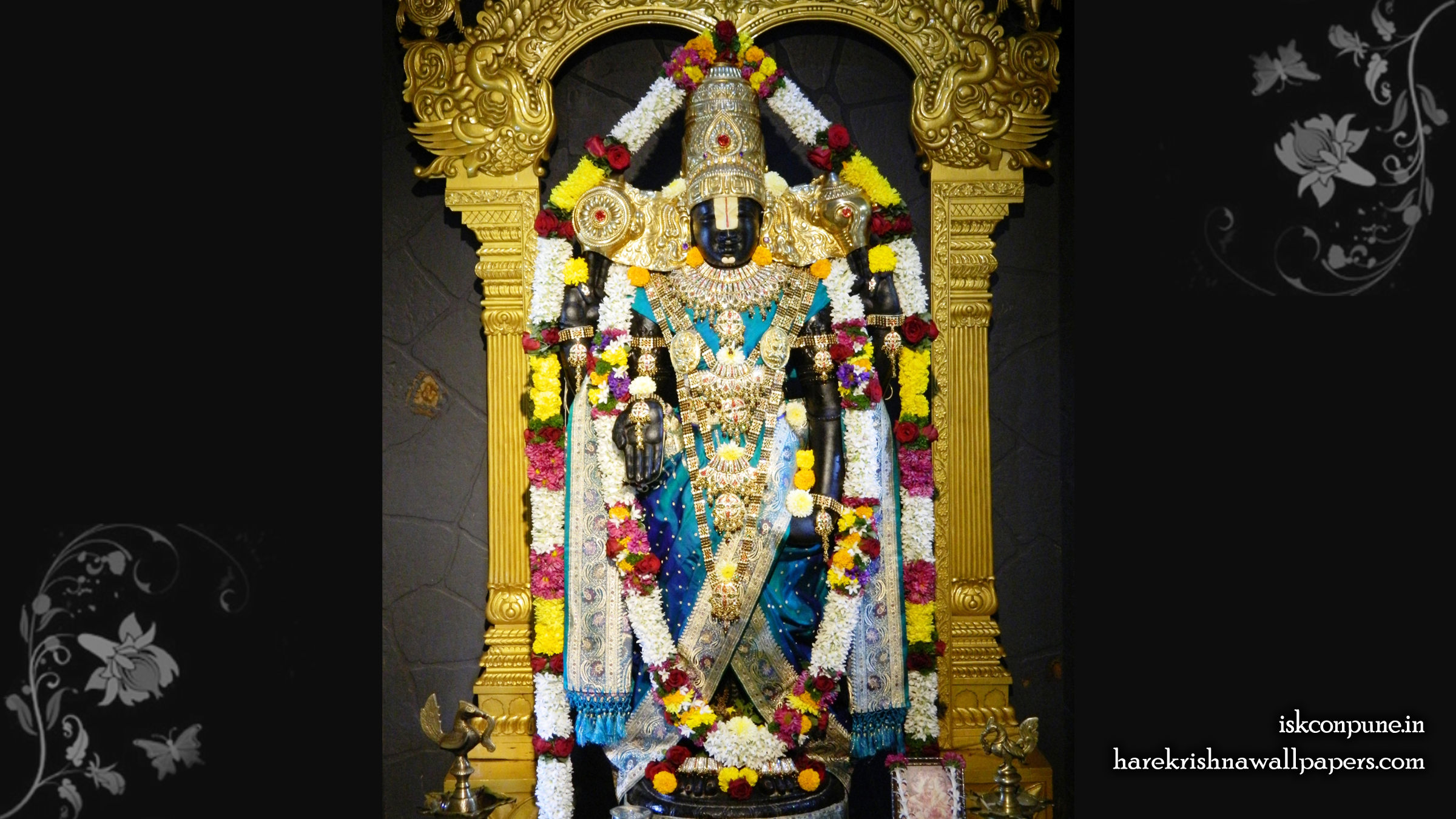 Sri Balaji Wallpaper (009) Size 2400x1350 Download
