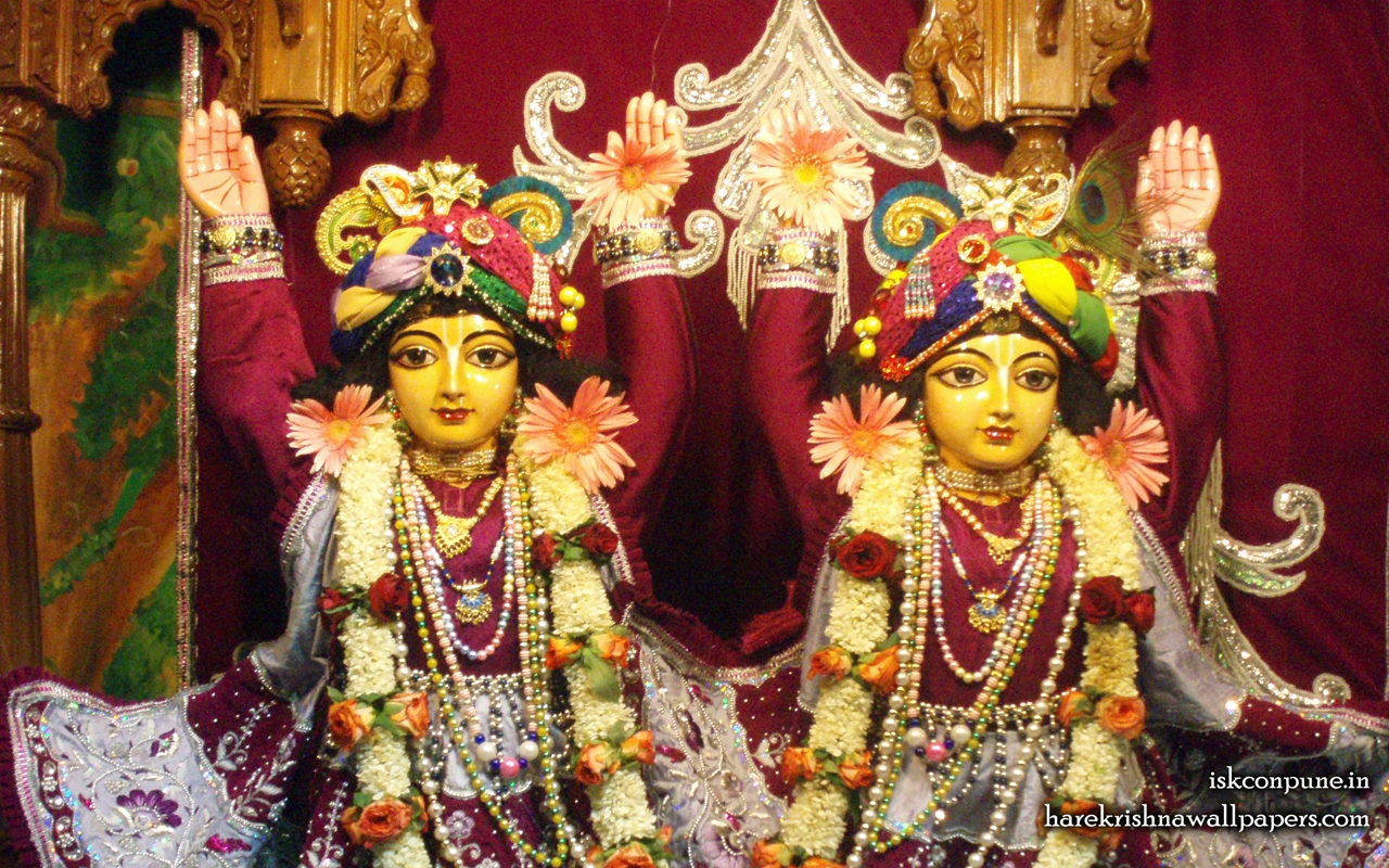 Sri Sri Gaura Nitai Close up Wallpaper (009) Size 1280x800 Download