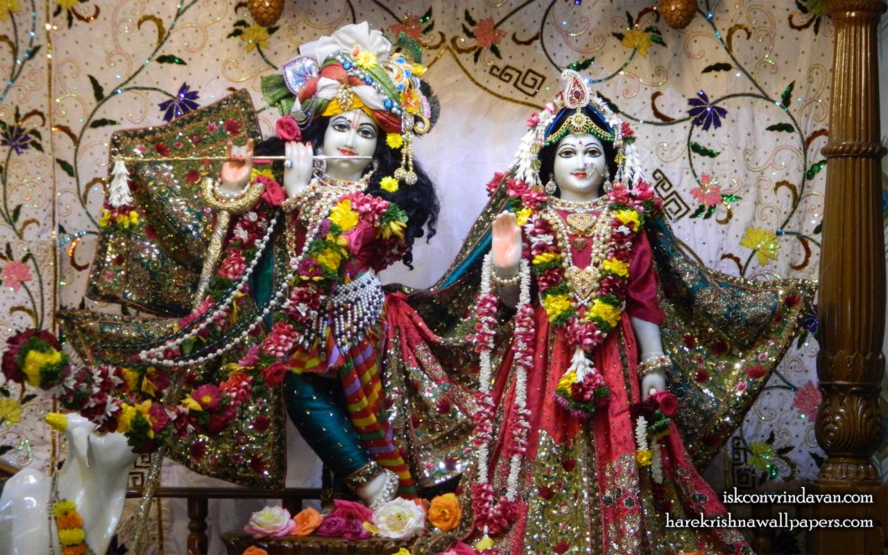 Sri Sri Radha Kunjabihari Wallpaper (009) Size 1280x800 Download
