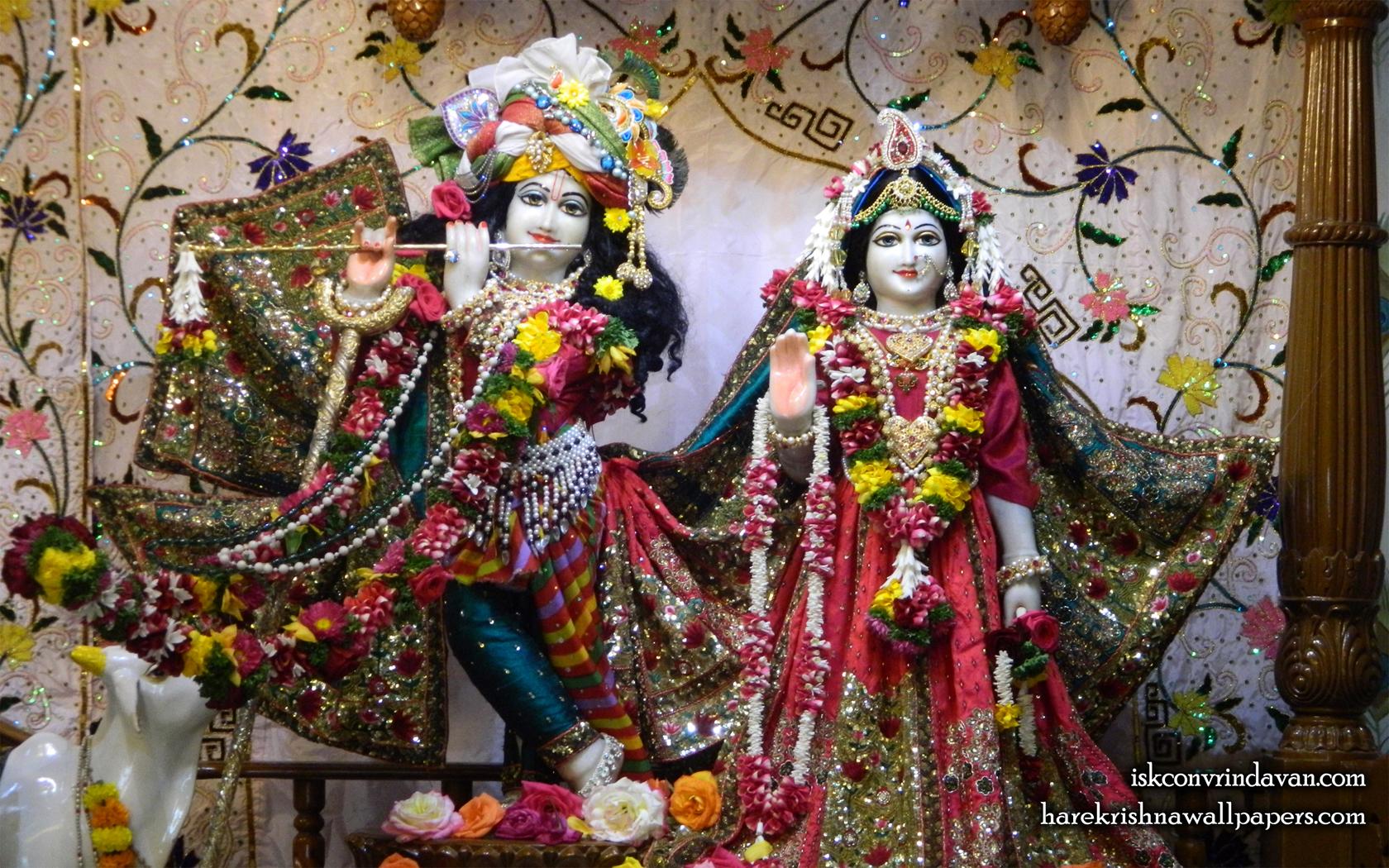 Sri Sri Radha Kunjabihari Wallpaper (009) Size 1680x1050 Download