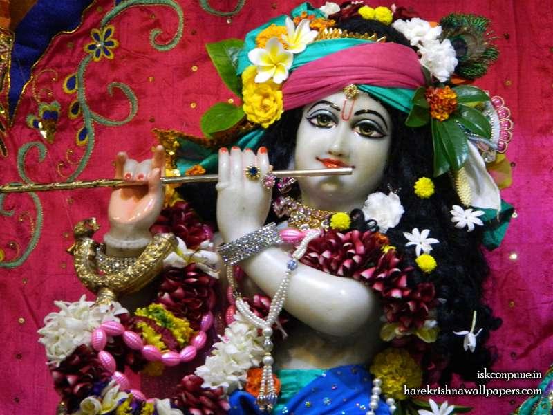 Sri Kunjabihari Close up Wallpaper (010)