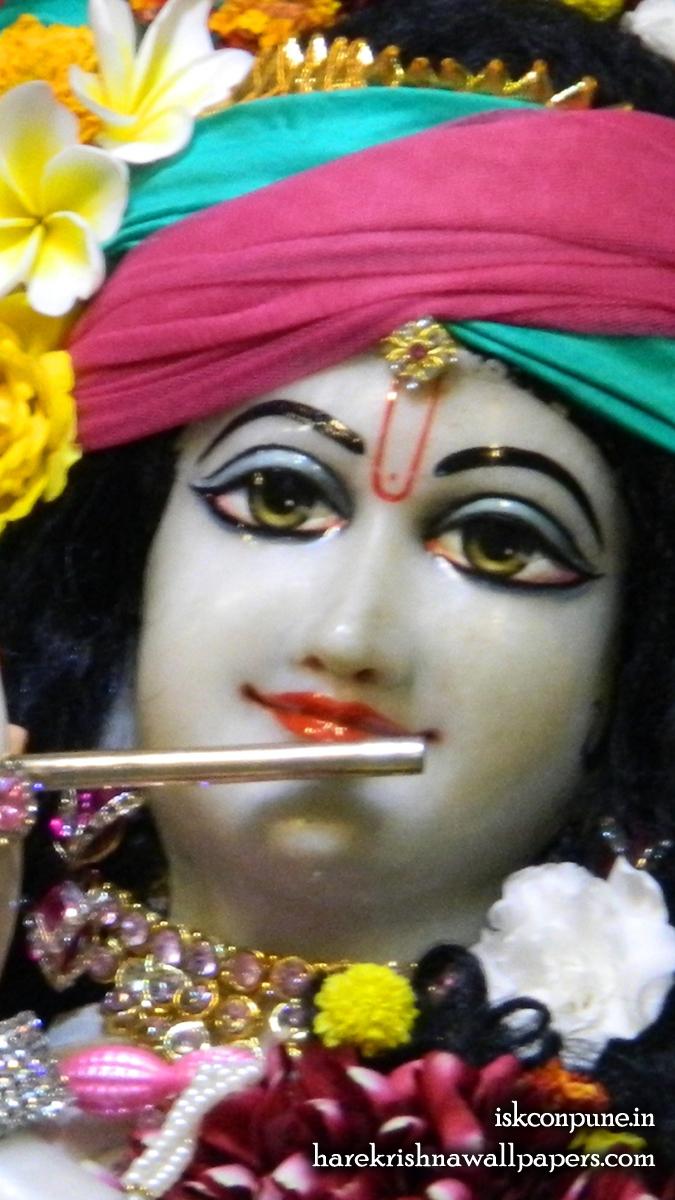 Sri Kunjabihari Close up Wallpaper (010) Size 675x1200 Download