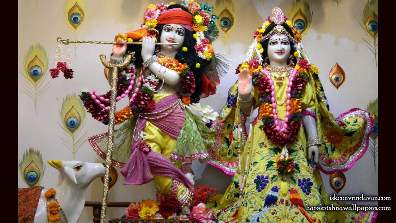 Sri Sri Radha Kunjabihari Wallpaper (010) Size 1280x720 Download