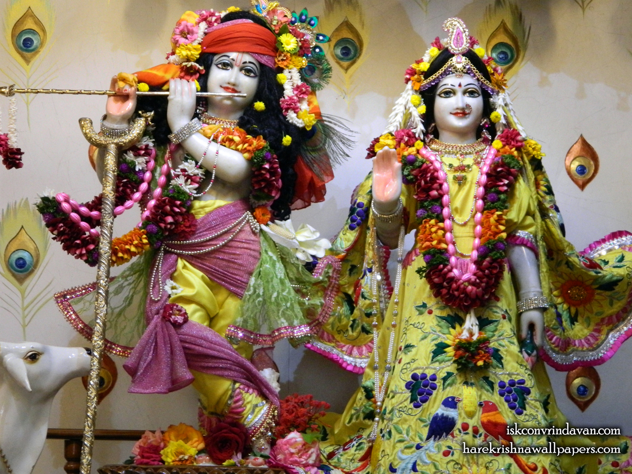 Sri Sri Radha Kunjabihari Wallpaper (010) Size 1280x960 Download