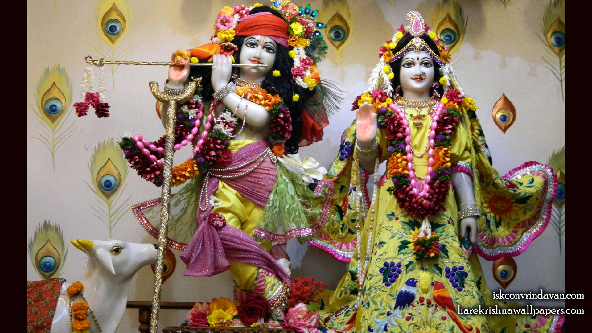 Sri Sri Radha Kunjabihari Wallpaper (010) Size 1920x1080 Download