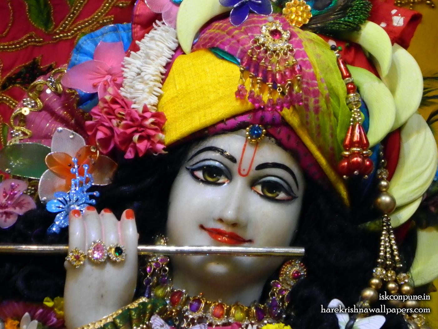Sri Kunjabihari Close up Wallpaper (011) Size 1400x1050 Download