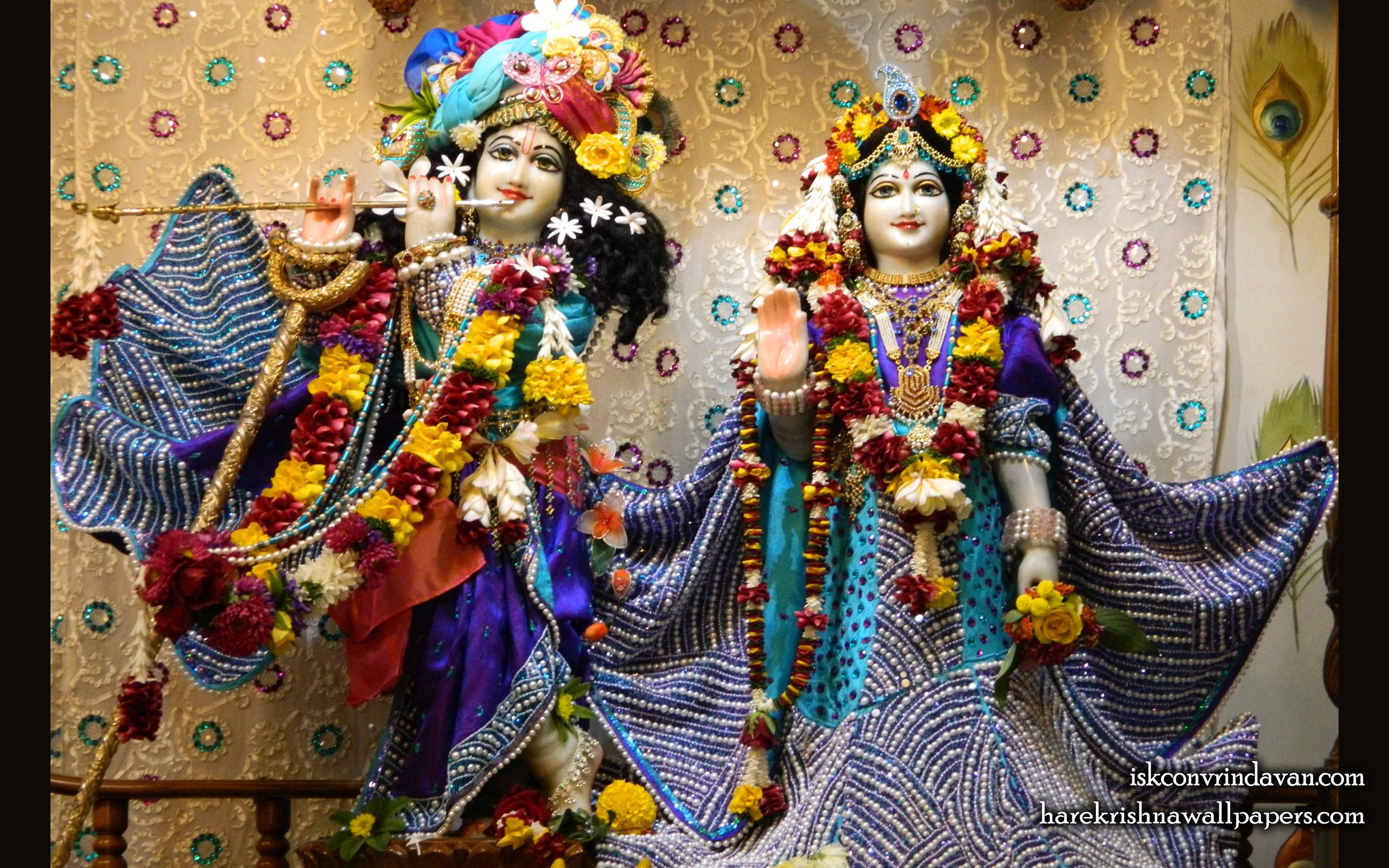 Sri Sri Radha Kunjabihari Wallpaper (012) Size 2560x1600 Download