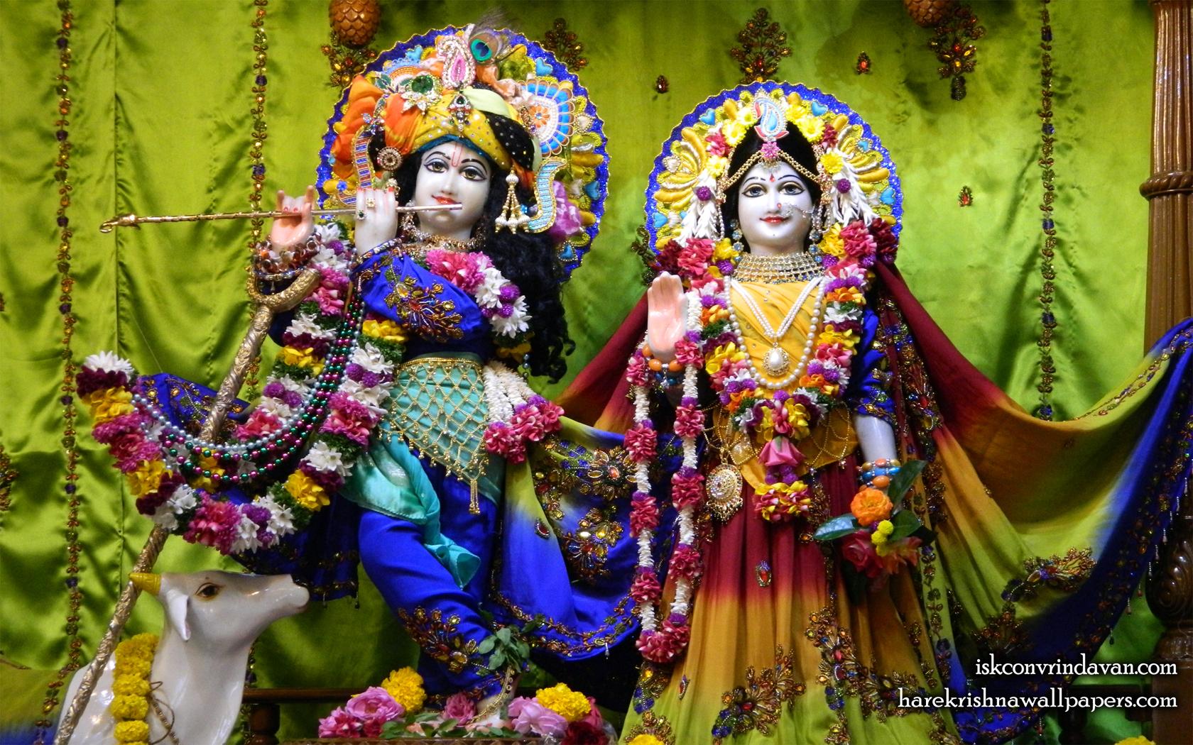 Sri Sri Radha Kunjabihari Wallpaper (013) Size 1680x1050 Download