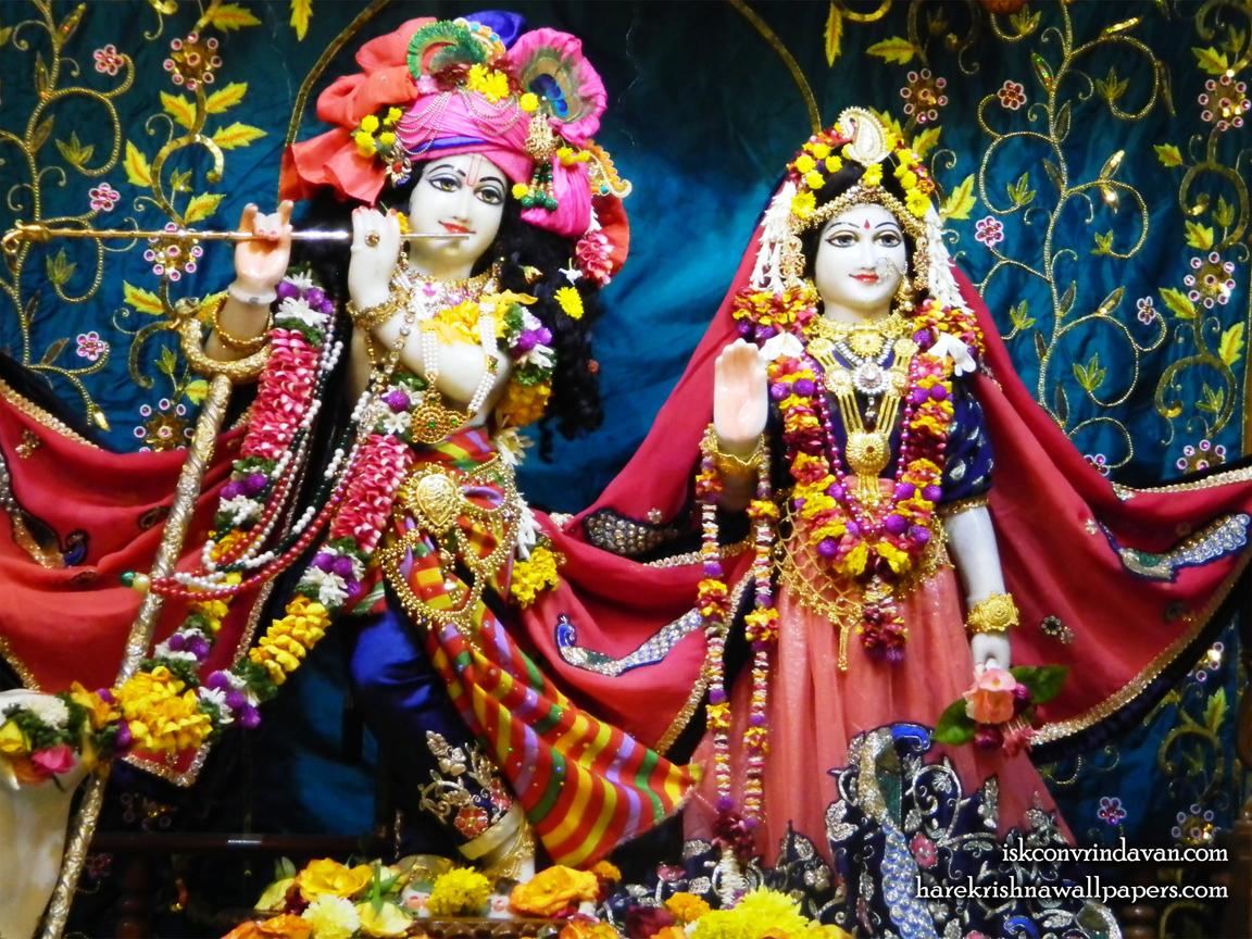 Sri Sri Radha Kunjabihari Wallpaper (014) Size 1152x864 Download
