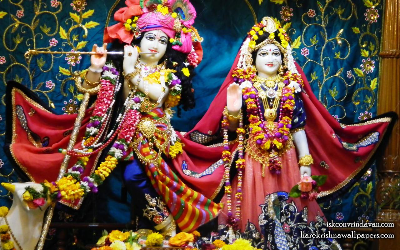 Sri Sri Radha Kunjabihari Wallpaper (014) Size 1280x800 Download