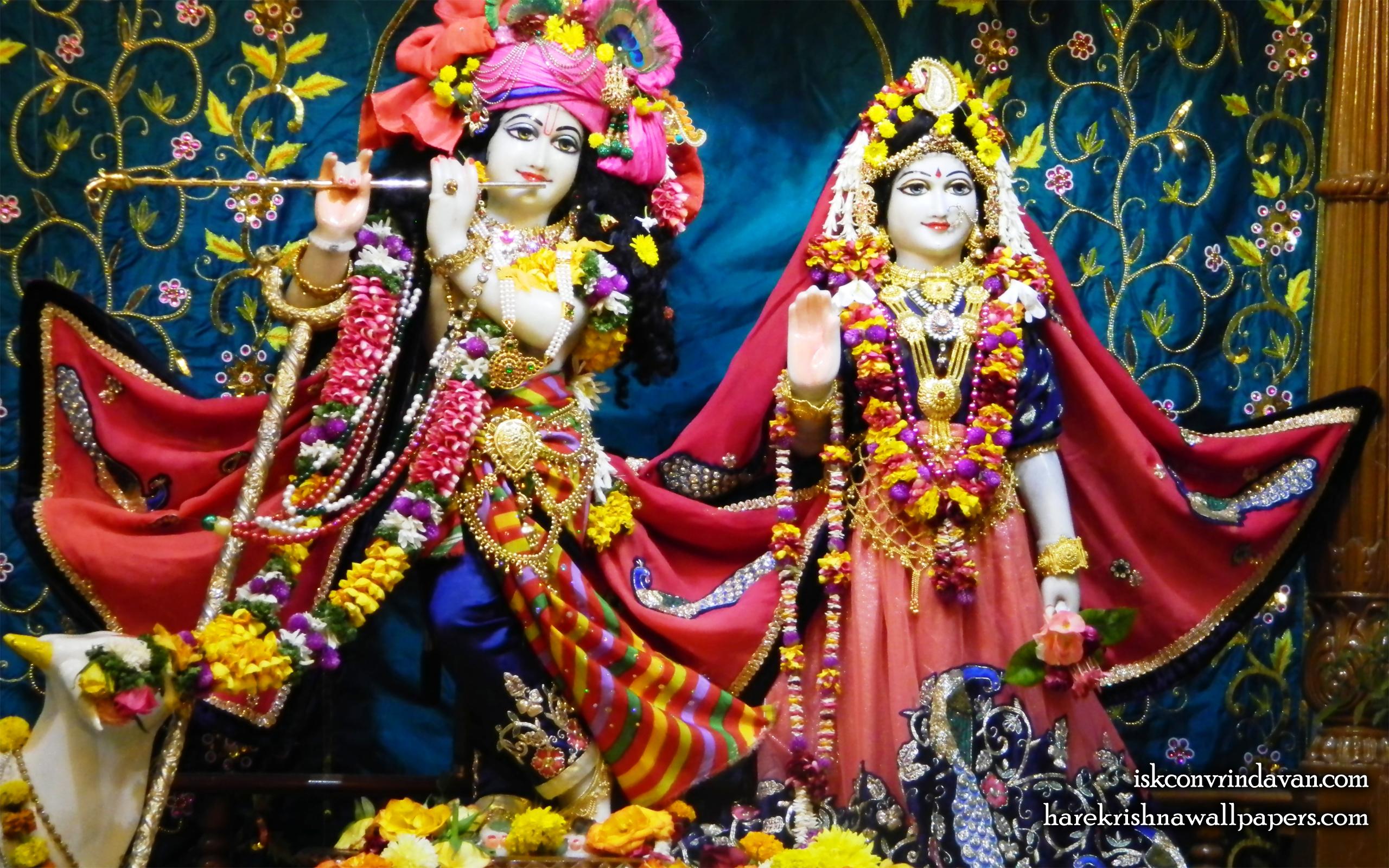 Sri Sri Radha Kunjabihari Wallpaper (014) Size 2560x1600 Download