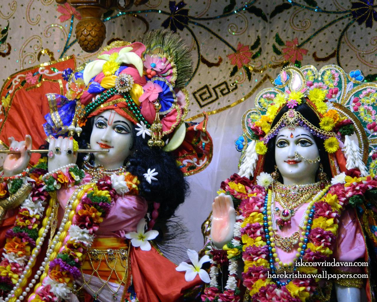 Sri Sri Radha Kunjabihari Close up Wallpaper (015) Size 1280x1024 Download
