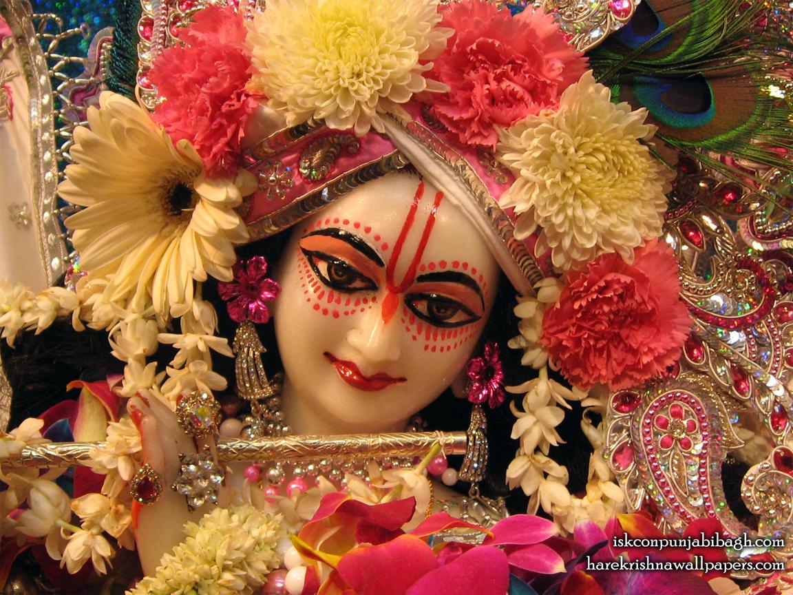 Sri Radhikaraman Close up Wallpaper (001) Size 1152x864 Download