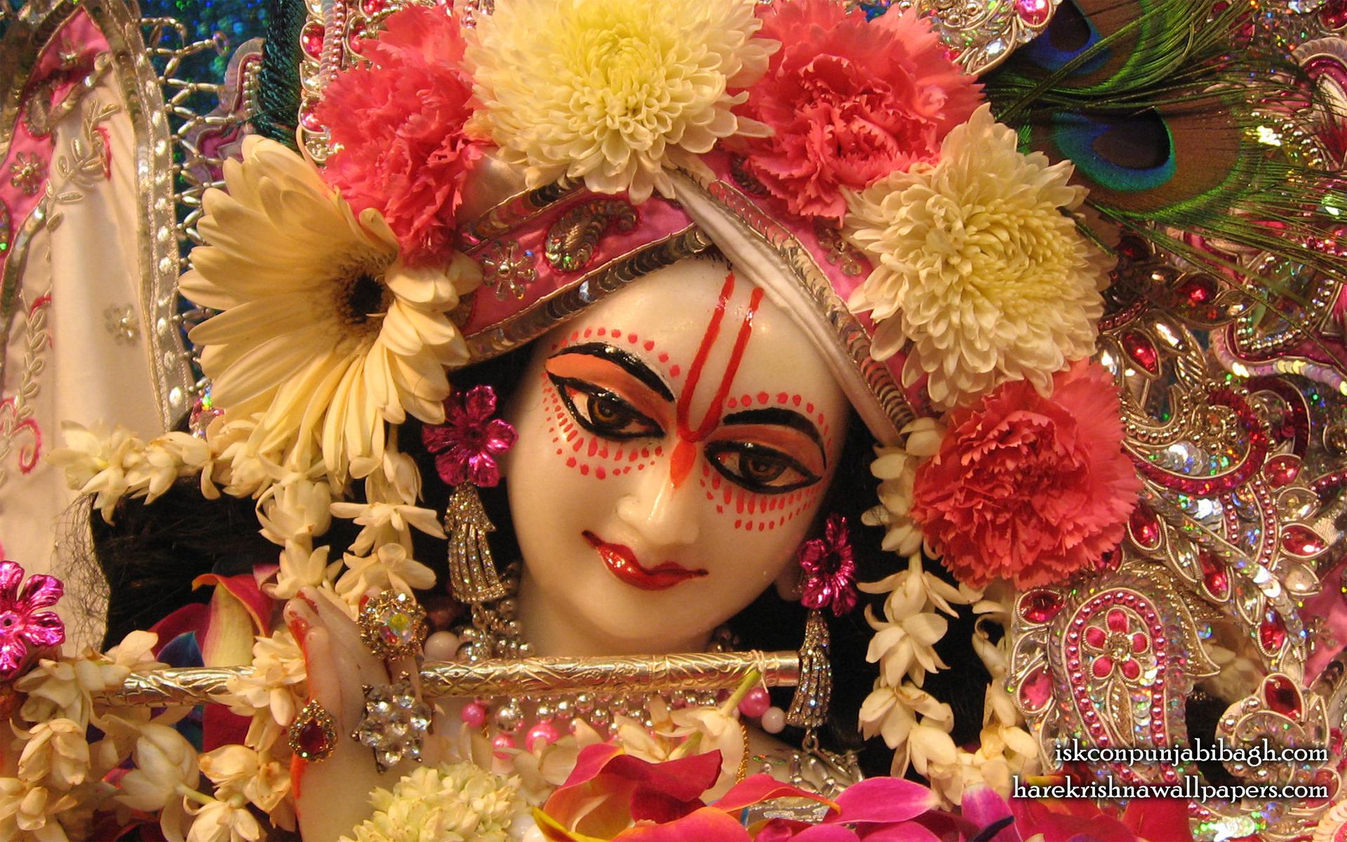 Sri Radhikaraman Close up Wallpaper (001) Size 1920x1200 Download