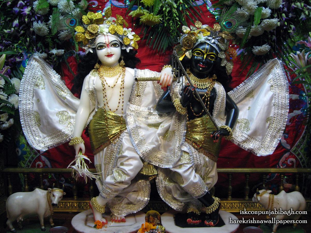 Sri Sri Krishna Balaram Wallpaper (001) Size1200x900 Download
