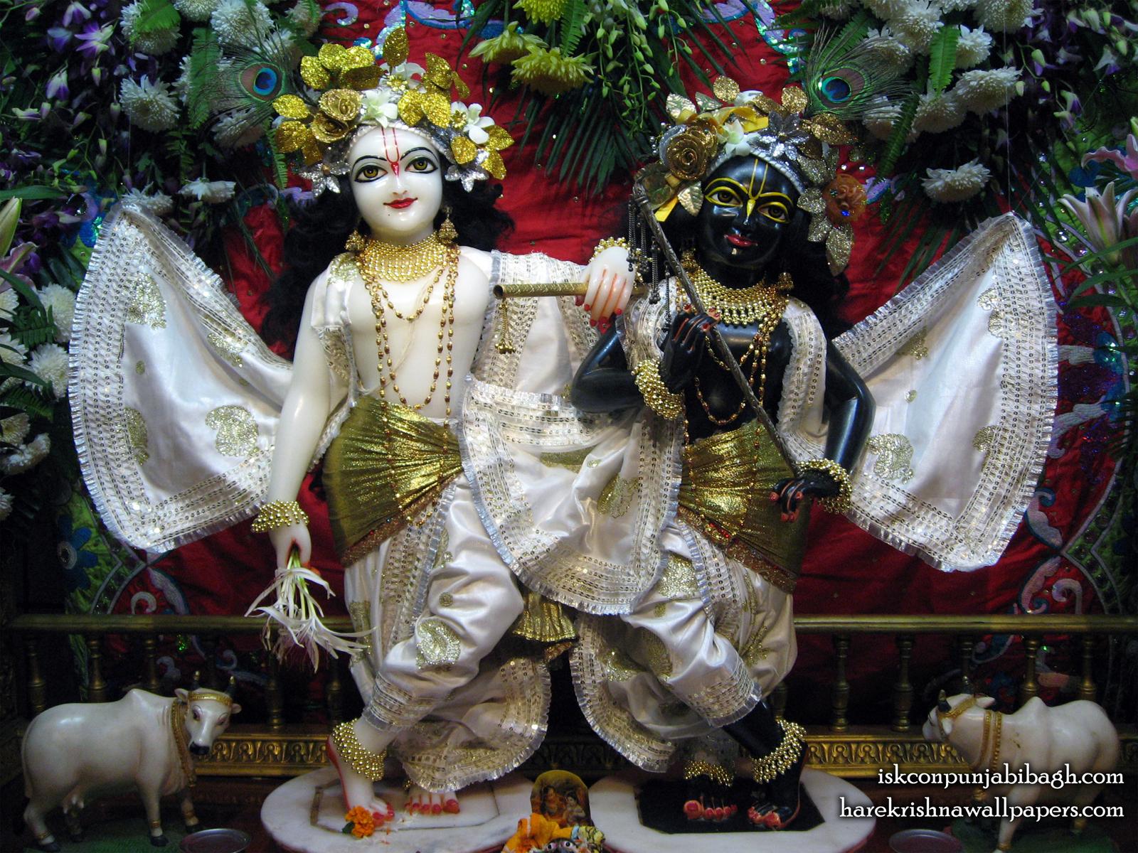 Sri Sri Krishna Balaram Wallpaper (001) Size1600x1200 Download