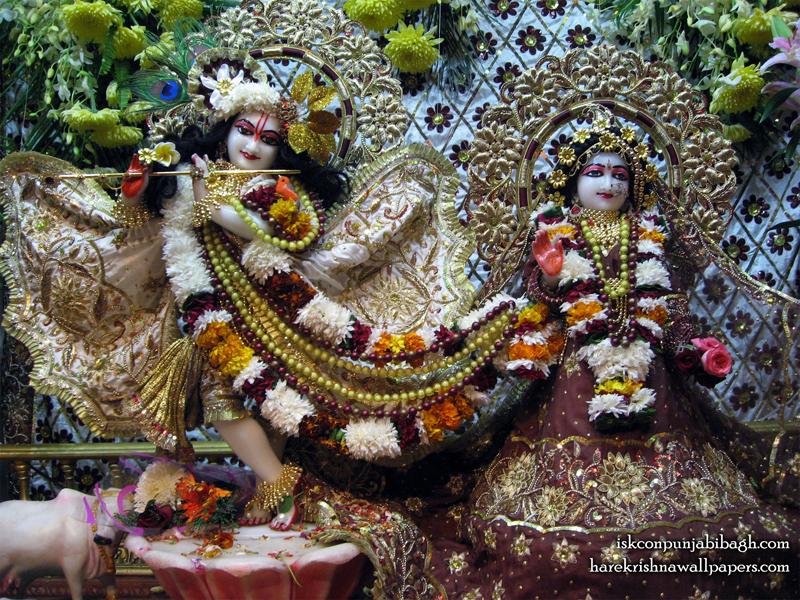 Sri Sri Radha Radhikaraman Wallpaper (001) Size 800x600 Download