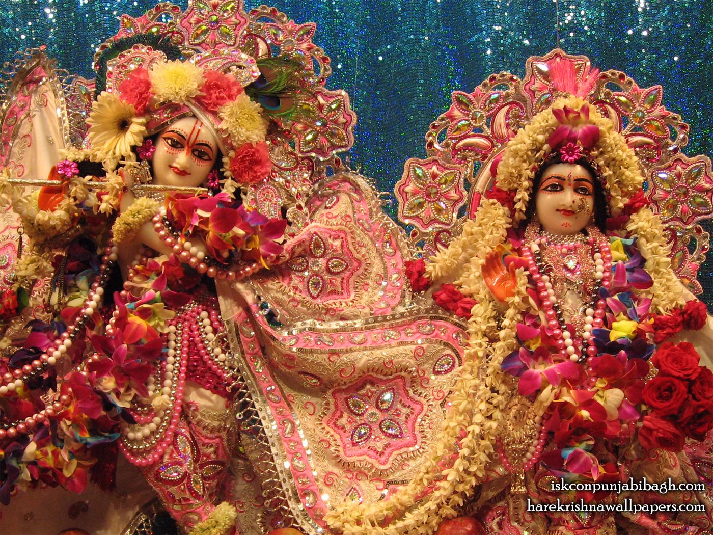 Sri Sri Radha Radhikaraman Close up Wallpaper (001) Size 1400x1050 Download