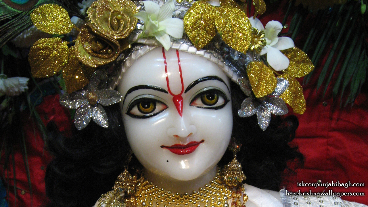 Sri Balaram Close up Wallpaper (002) Size1280x720 Download