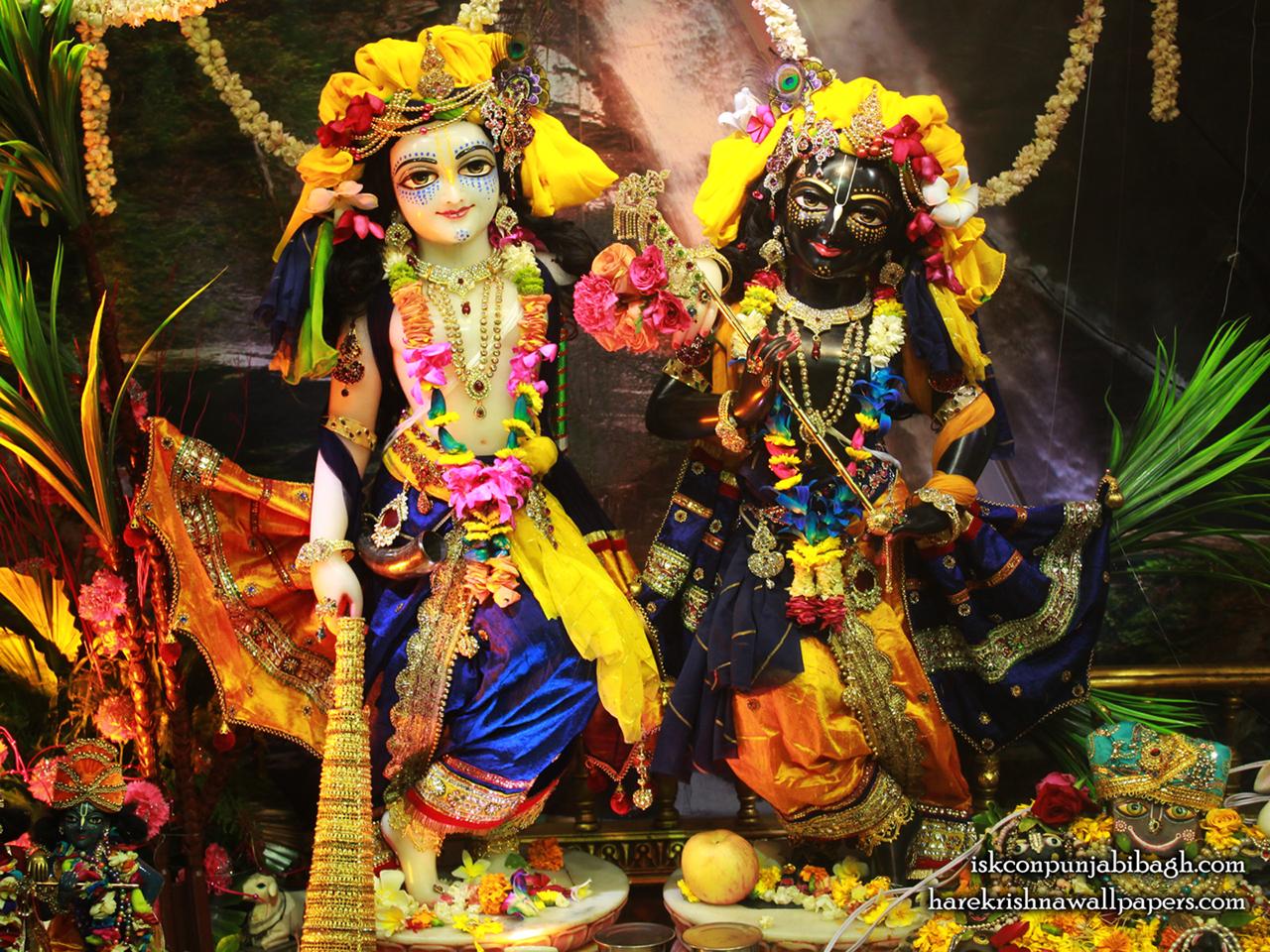 Sri Sri Krishna Balaram Wallpaper (002) Size 1280x960 Download