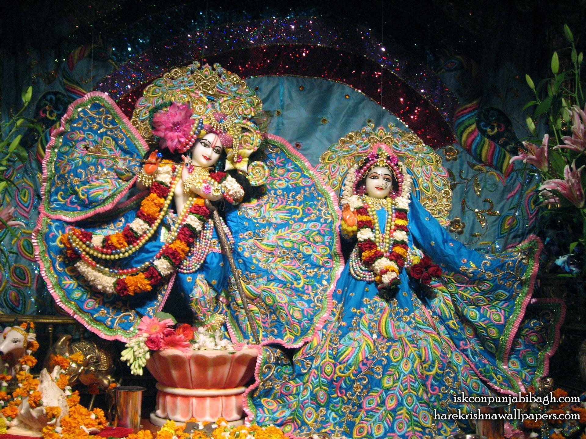 Sri Sri Radha Radhikaraman Wallpaper (003) Size 1920x1440 Download