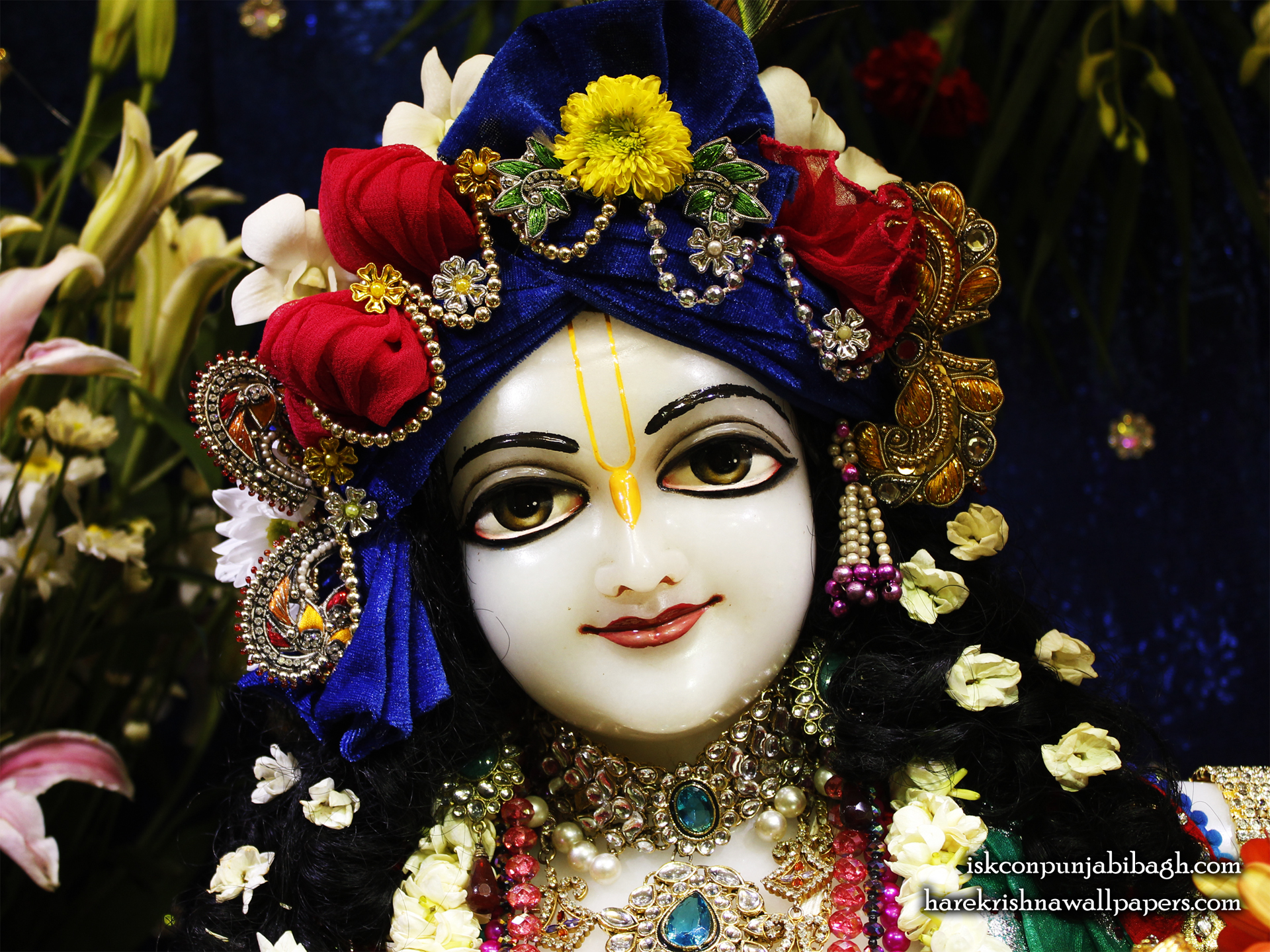 Sri Balaram Close up Wallpaper (004) Size 1920x1440 Download