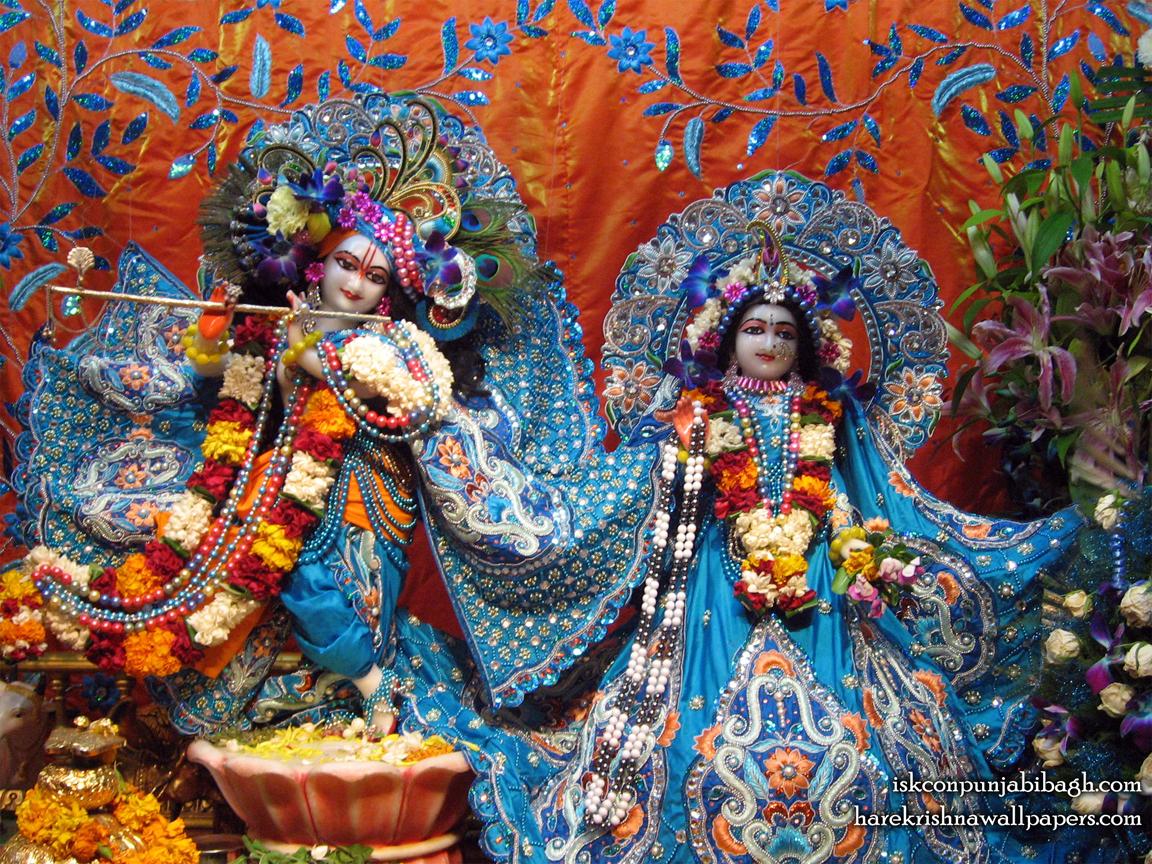 Sri Sri Radha Radhikaraman Wallpaper (005) Size 1152x864 Download