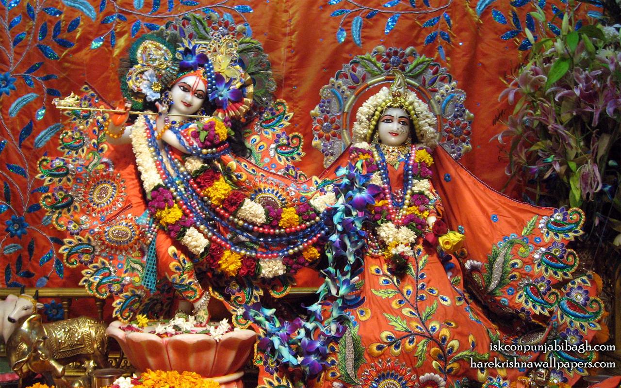 Sri Sri Radha Radhikaraman Wallpaper (006) Size 1280x800 Download