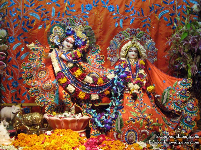 Sri Sri Radha Radhikaraman Wallpaper (006) Size 800x600 Download