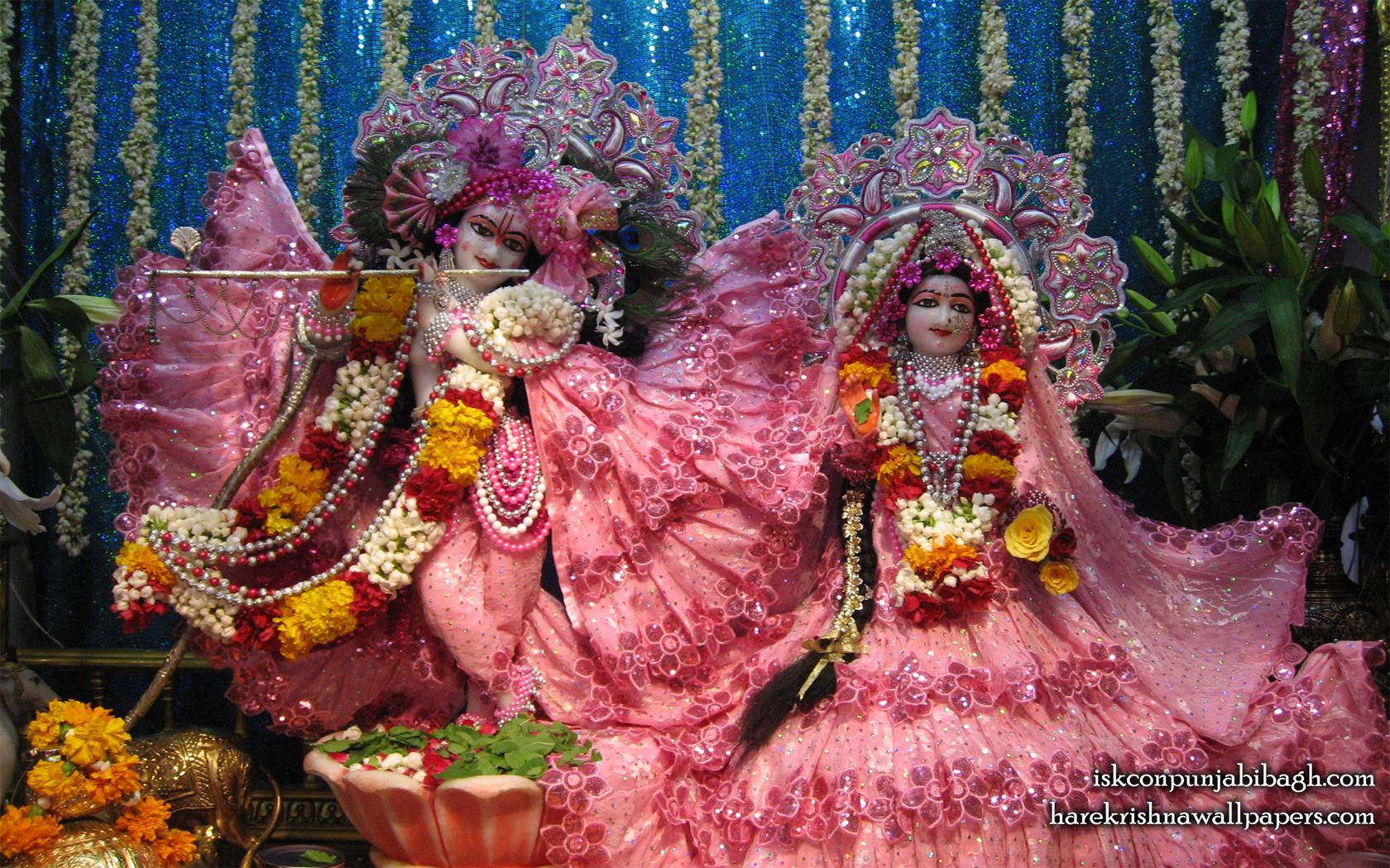 Sri Sri Radha Radhikaraman Wallpaper (008) Size 1680x1050 Download