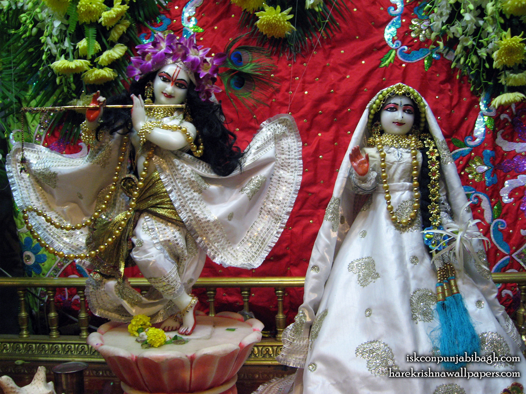 Sri Sri Radha Radhikaraman Wallpaper (009) Size 1024x768 Download