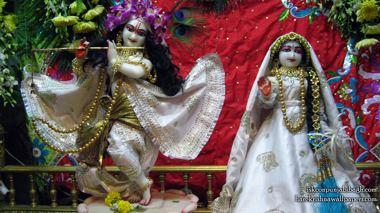 Sri Sri Radha Radhikaraman Wallpaper (009) Size1280x720 Download