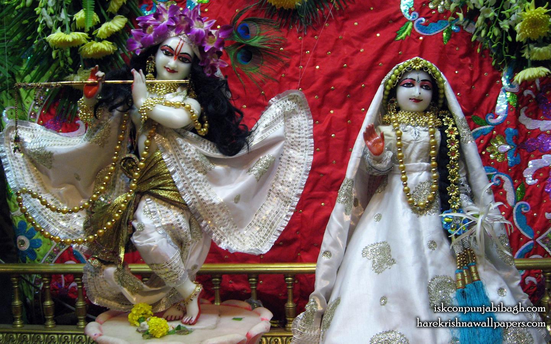 Sri Sri Radha Radhikaraman Wallpaper (009) Size 1440x900 Download