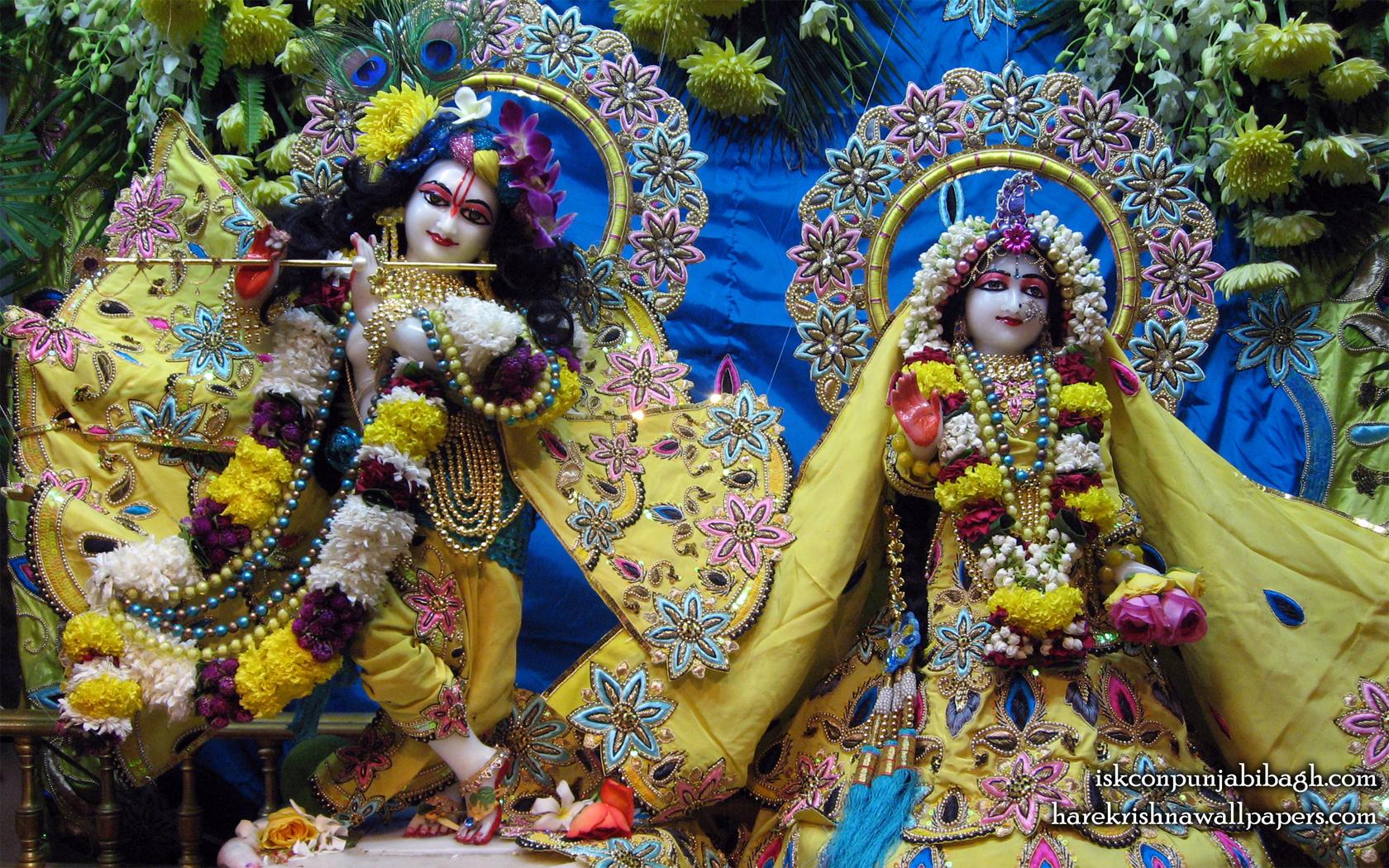 Sri Sri Radha Radhikaraman Wallpaper (010) Size 1680x1050 Download