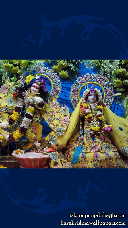 Sri Sri Radha Radhikaraman Wallpaper (010) Size 450x800 Download